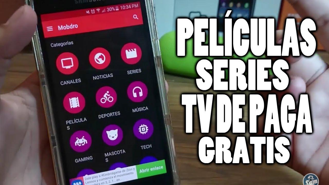 Nueva App Para Ver Series Películas Y Canales De Tv Gratis 2020 Youtube