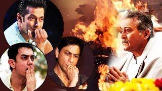 Why Bollywood Khans Didn't Attend Vinod Khanna's LAST RITES?