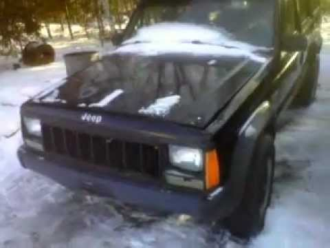 1995 Jeep Cherokee Sport, Has Some Issues