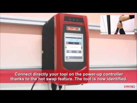 A P Tools Ltd - Desoutter CVI3 Vision - Virtual Demo