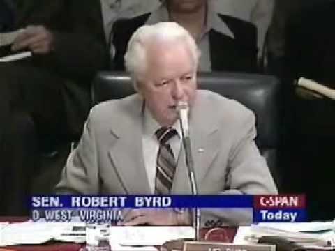 Sen. Robert Byrd (D-WV) On Bill Richardson