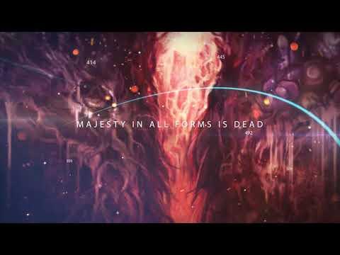 MONOTHEIST - THE GREY KING (featuring Christian Alvestam) (LYRIC VIDEO)