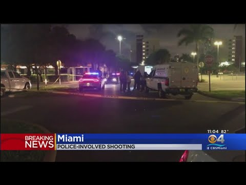 Miami-Dade PD Responding To Police-Involved Shooting