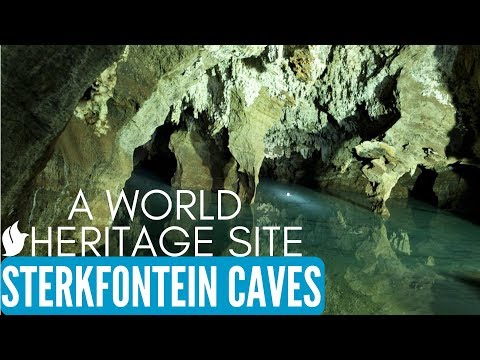 Sterkfontein Caves - A world heritage Site, Johannesburg, South Africa Tourism