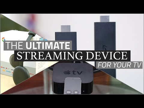 The Best Streaming Device For Your TV | Apple TV 4K, Fire TV Stick 4K, And More