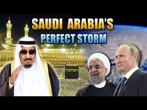 Saudi Arabia's Perfect Storm ... foretold in Bible Prophecy !!!