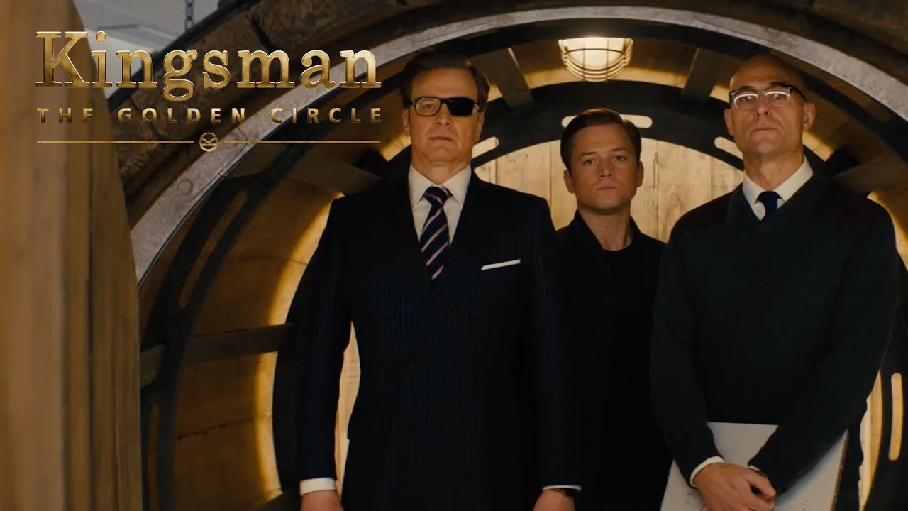 """Download Kingsman: The Golden Circle   """"Doomsday Protocol"""" TV Commercial   20th Century FOX"""