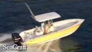 SeaCraft Boats Run Hard
