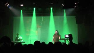XMH - State Of Mind and Rape Your God at WGT 2011 Moritzbastei