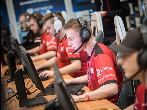 CSGO : G2 vs Mousesports at Dreamhack Malmo European qualifier