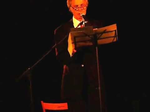 Sperlonga.Lino Capolicchio recita Dante,accompagnato dalla musica di Ambrogio Sparagna.
