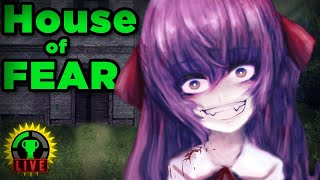 Beware the WITCH! | The Witch's House MV (Scary Game)