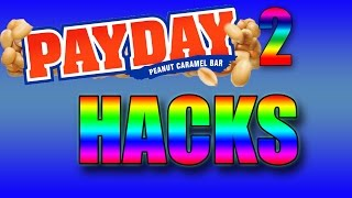 HOW TO HACK PAYDAY2 JANUARY 2K18 WORKING