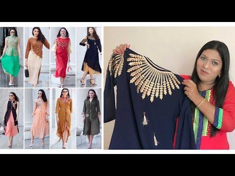 Designer Georgette Kurtis ll Online Shop ll 16 May  2018