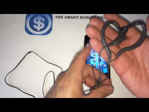 E-circuit Sport Earphones Review (Dollar Tree Item)