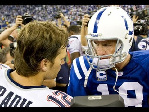 Tom Brady or Peyton Manning? - Top 100 NFL Players of 2011 - JRSportBrief