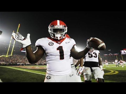 The Best of College Football 2017-18 | Bowl Games ᴴᴰ