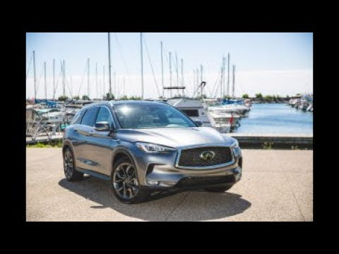 Infiniti QX50 '19 review