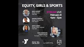 Equity, Girls & Sports