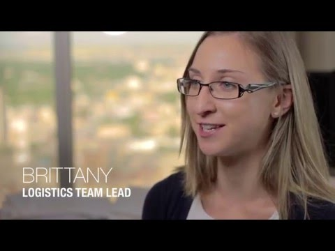 Brittany's Experience Working at Richardson International