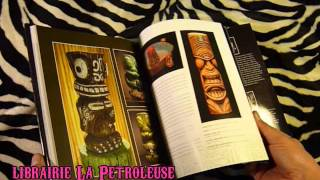 Livre / Book TIKI MUGS (Korero Books) librairie La Petroleuse