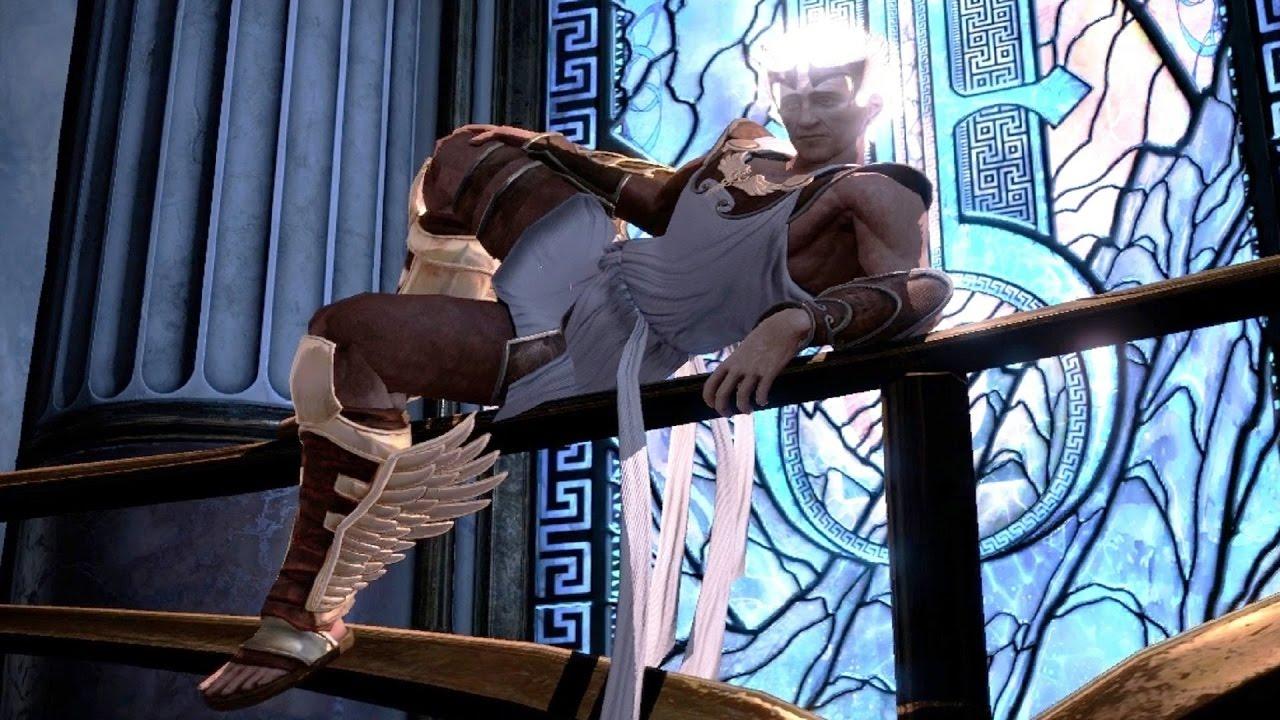 God Of War Hermes Boots God of War 3 Remastere...