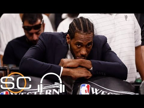 Kawhi Leonard is a 'mystery' -- and so is his situation with the Spurs | SC with SVP | ESPN