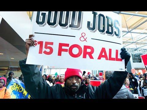 Cities Raise Minimum Wage, State Republicans Block