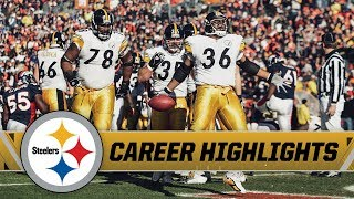 Jerome Bettis' Top Plays | Pittsburgh Steelers