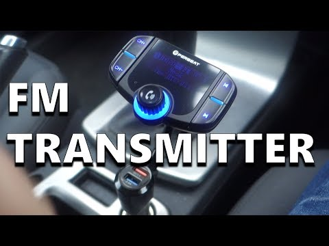 Perbeat 8 In 1 FM Transmitter - An Effective Car Audio Solution