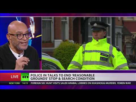 Police in talks to end 'reasonable grounds' stop & search condition (Debate)