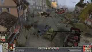 Faces of War - Soviet campaign walkthrough - Mission 1 - Lublin 1/2 [HD]