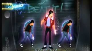 Michael Jackson The Experience  Beat It PS3 FULL