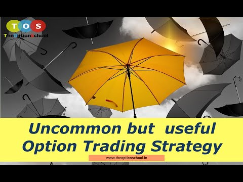 Uncommon but useful Option Trading Strategy | by The Option School |