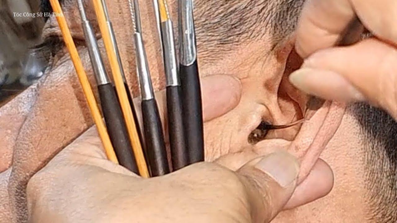 Cắt Tóc Ở Việt Nam Lấy Ráy Tai Là Sướng Nhất Bạn Đã Thử Chưa?   Khái quát những nội dung về tóc việt quận 7 chuẩn nhất