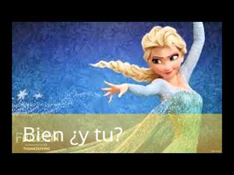 Elsa y jack frost cap 1 el comienzo de un nuevo amor - YouTube