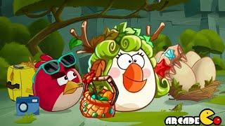 Angry Birds Epic: Final Cave 7 Forgotten Bastion Level 6 - Golden Bad Piggie