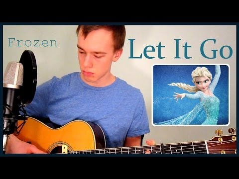 Let It Go - Idina Menzel (Frozen) Acoustic Male Cover