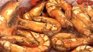 【酸甜鮮惹 喼汁海蝦】肥媽教煮食好D食平D-雅窗牌玫瑰金不黏鍋/bigbigshop大大著數