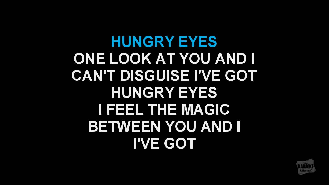 hungry eyes song free mp3 download