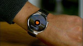 Huawei Watch: Uno de los relojes inteligentes más atractivos del mundo [video]