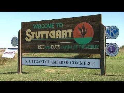 Stuttgart, Arkansas: Duck Capital of the World
