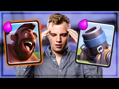 Clash Royale - DISGUSTING DECK! Free Wins