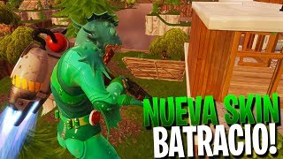 "NOUVEAU LEGENDARY SKIN ""BATRACIO"" FORTNITE Battle Royale ? Rubinho vlc"