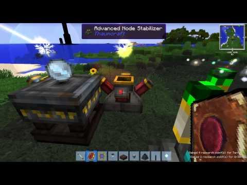 Thaumcraft 4: Nodes