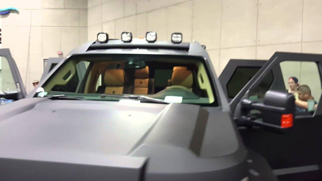 SD Auto Show USSV Rhino GX YouTube - Sd car show
