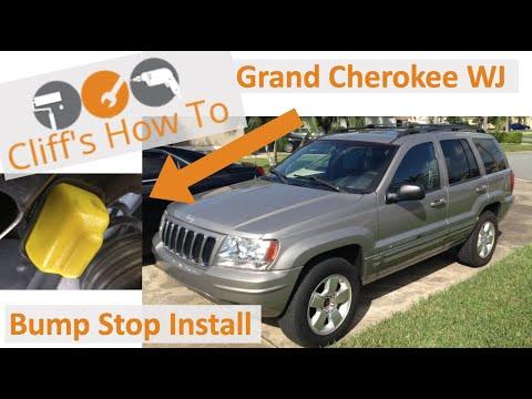 Omix-ADA 18280.25 Bump Stop for Jeep Grand Cherokee//Wrangler ZJ//TJ