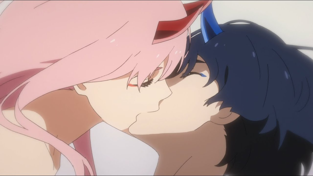 Hiro and Zero Two Married : Darling in the FranXX Episode 24 - YouTube