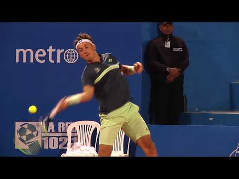 Hhighlights Casper Ruud vs Carlos Berlocq | Ecuador Open 2018 | ATP Quito 2019