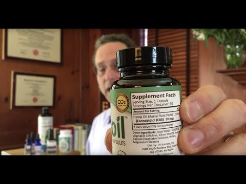 CBD & Hemp Extract Supplements Review | ConsumerLab com